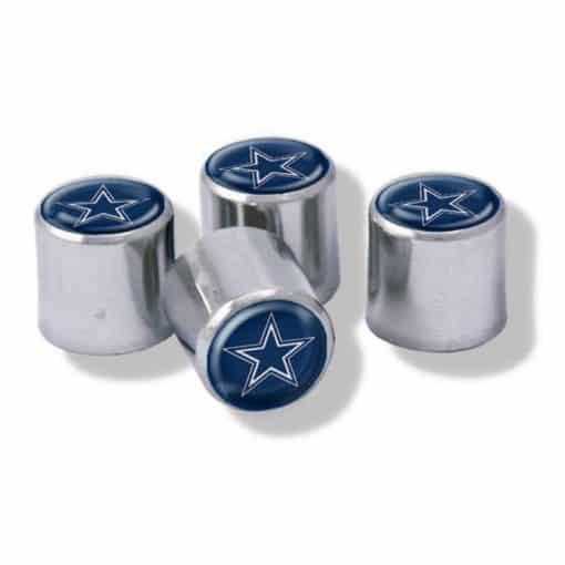Dallas Cowboys Tire Valve Stem Caps