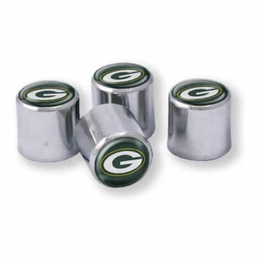 Green Bay Packers Tire Valve Stem Caps