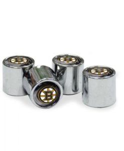 Boston Bruins Tire Valve Stem Caps