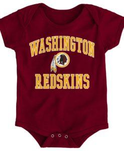 Washington Football Classic Baby Burgundy Creeper