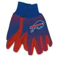 Buffalo Bills Two Tone Adult Size Gloves