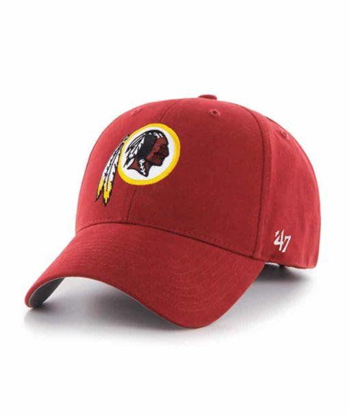 Washington Football Classic TODDLER Razor Red MVP Adjustable Hat