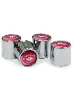 Montreal Canadiens Tire Valve Stem Caps
