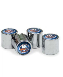New York Islanders Tire Valve Stem Caps
