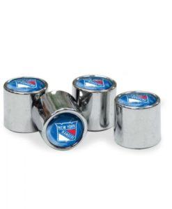 New York Rangers Tire Valve Stem Caps