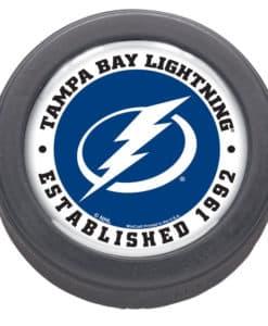Tampa Bay Lightning Hockey Puck