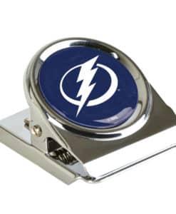 Tampa Bay Lightning Metal Magnet Clip