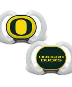 Oregon Ducks Pacifier Green 2 Pack