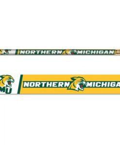 Northern Michigan Wildcats Pencil 6 Pack