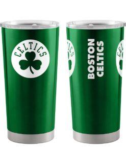 Boston Celtics Ultra Green 20 oz Travel Tumbler