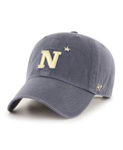 Navy Midshipmen 47 Brand Vintage Navy Clean Up Adjustable Hat