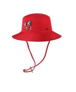 Georgia Bulldogs 47 Brand Panama Classic Red Bucket Hat