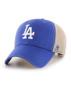 Los Angeles Dodgers 47 Brand Blue MVP Mesh Snapback Hat