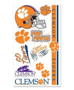 Clemson Tigers Tattoos