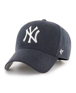 New York Yankees NEWBORN Baby 47 Brand Home Navy Stretch Fit Hat