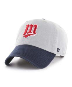 Minnesota Twins 47 Brand Cooperstown Storm Clean Up Adjustable Hat