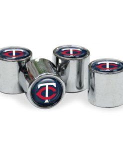 Minnesota Twins Tire Valve Stem Caps