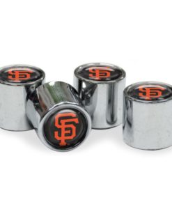 San Francisco Giants Tire Valve Stem Caps