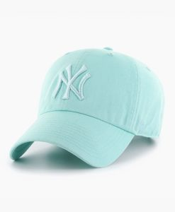 New York Yankees 47 Brand Tiffany Clean Up Adjustable Hat